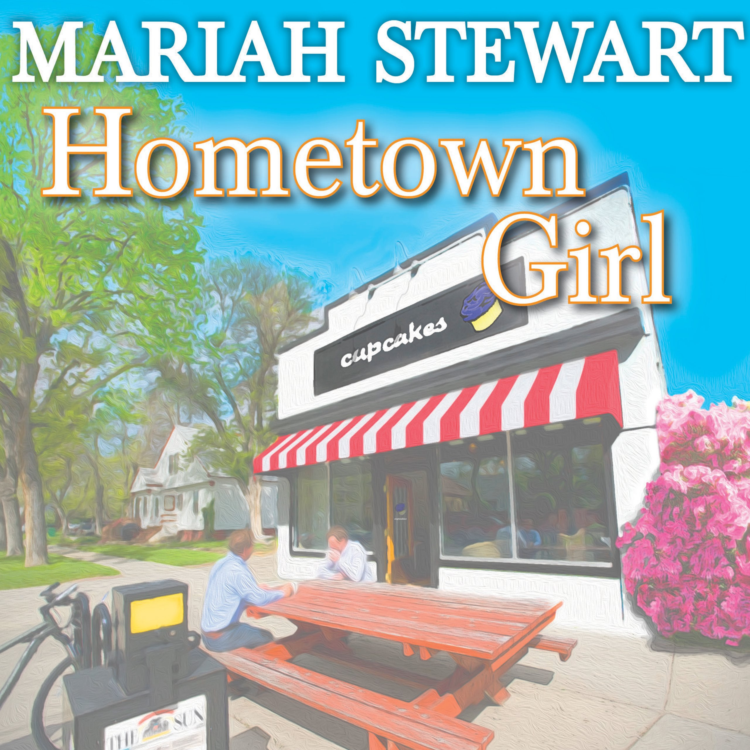 Printable Hometown Girl Audiobook Cover Art