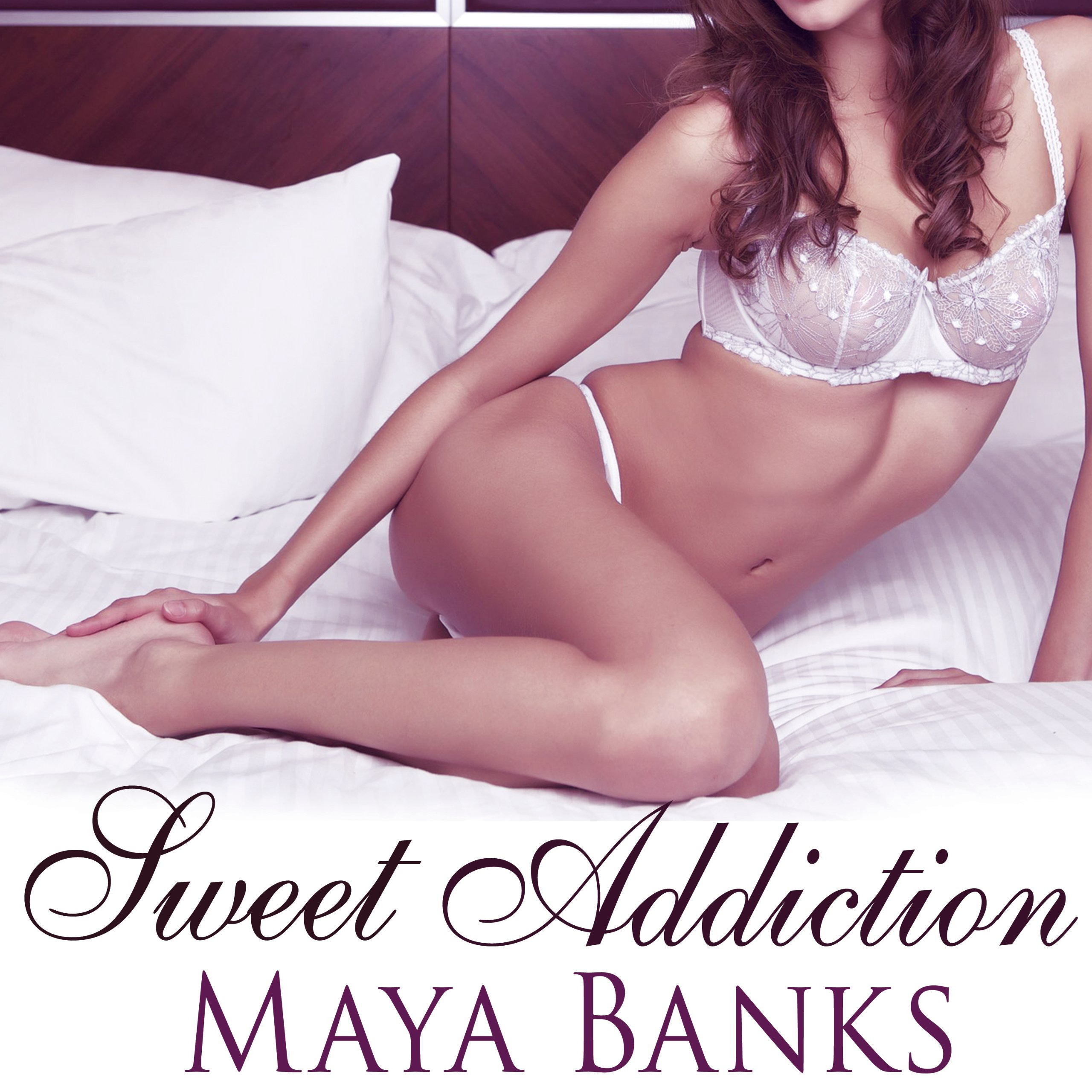 Printable Sweet Addiction Audiobook Cover Art