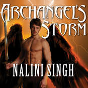Archangels Storm Audiobook, by Nalini Singh