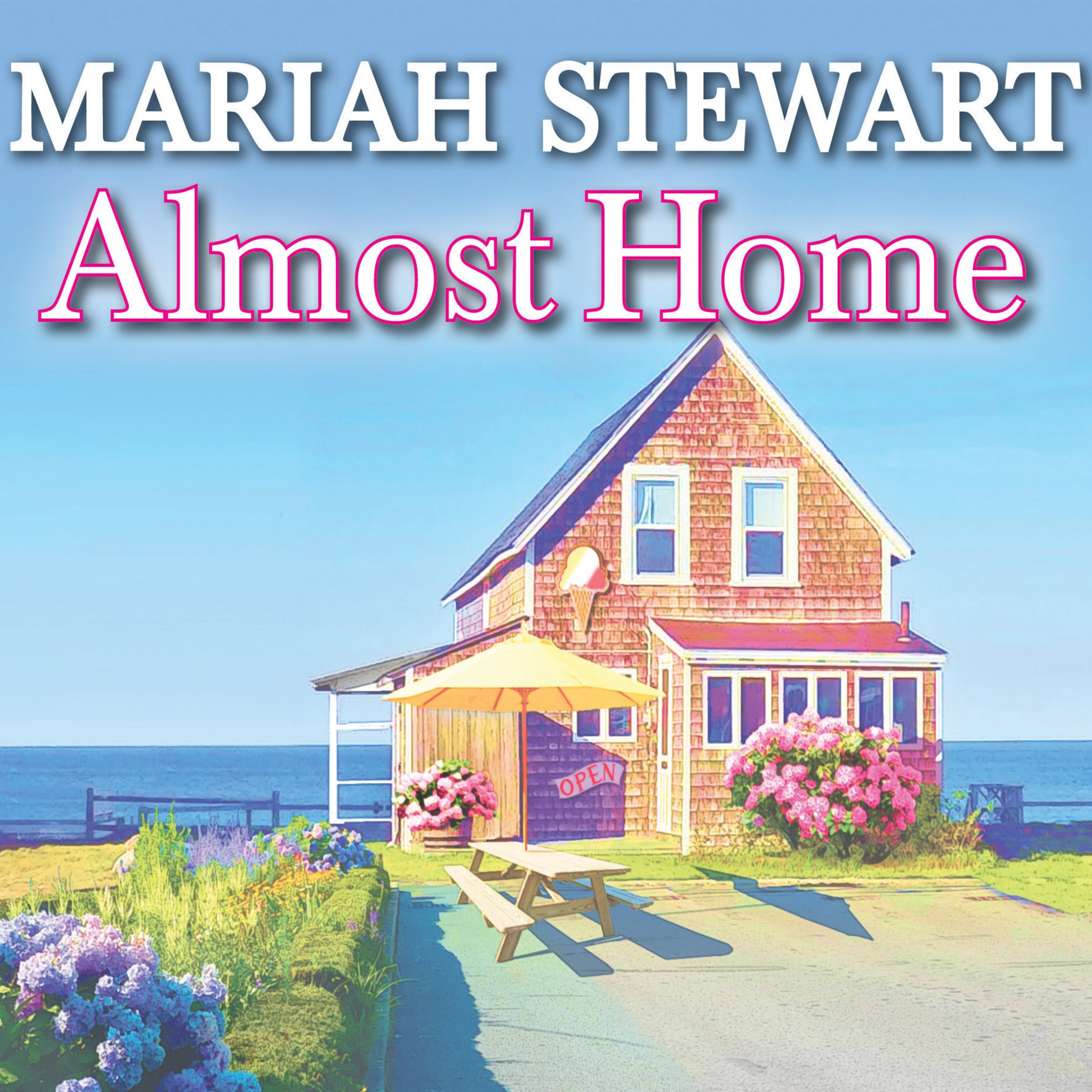 Printable Almost Home Audiobook Cover Art