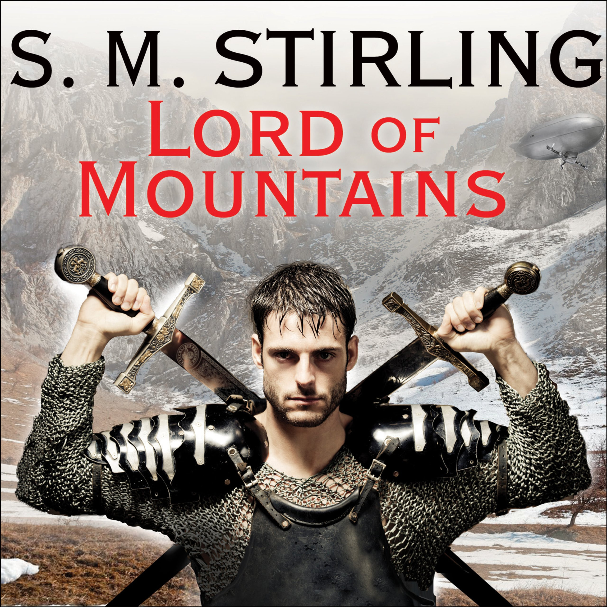 Printable Lord of Mountains Audiobook Cover Art