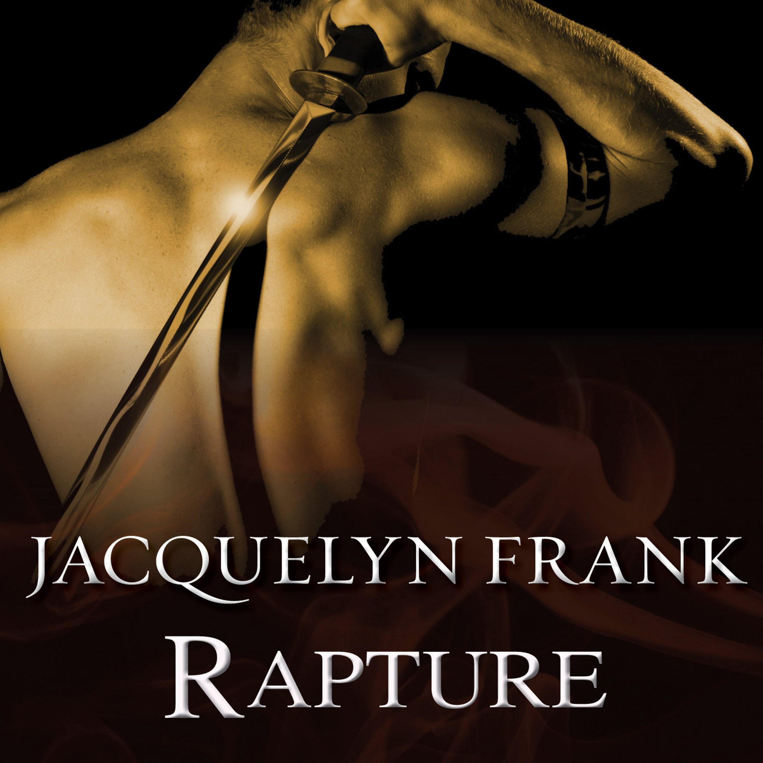 Printable Rapture Audiobook Cover Art