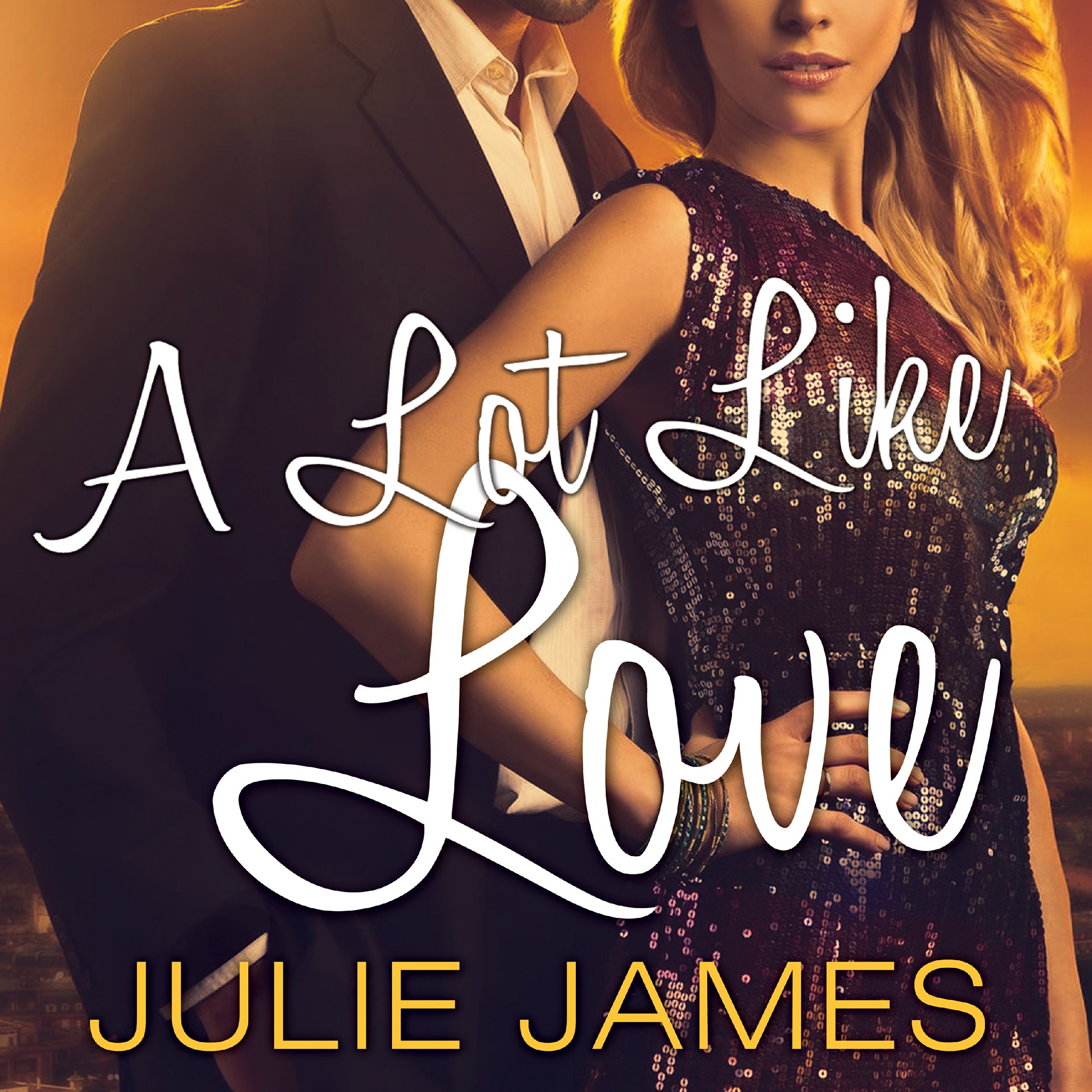 Printable A Lot like Love Audiobook Cover Art