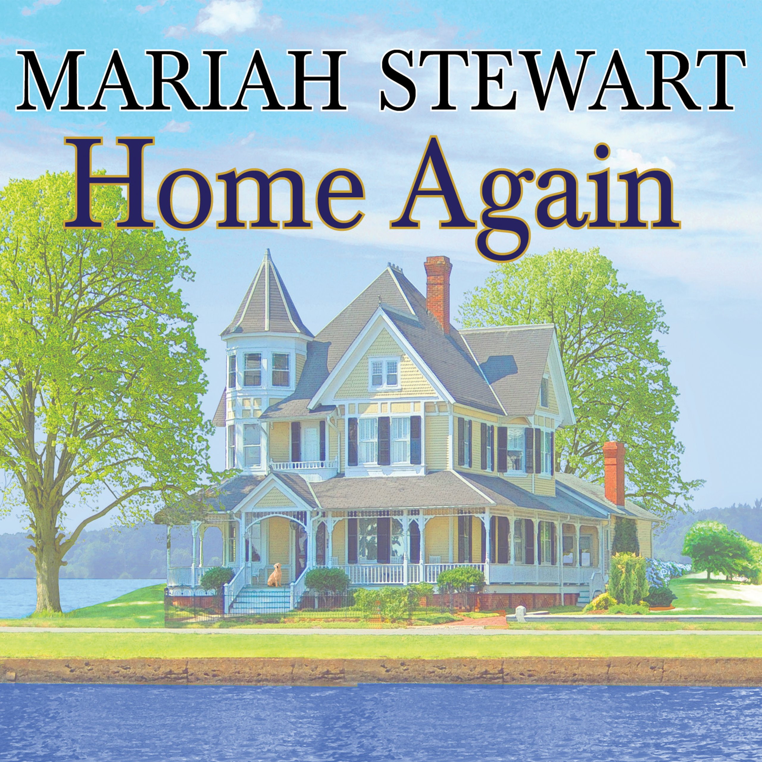 Printable Home Again Audiobook Cover Art