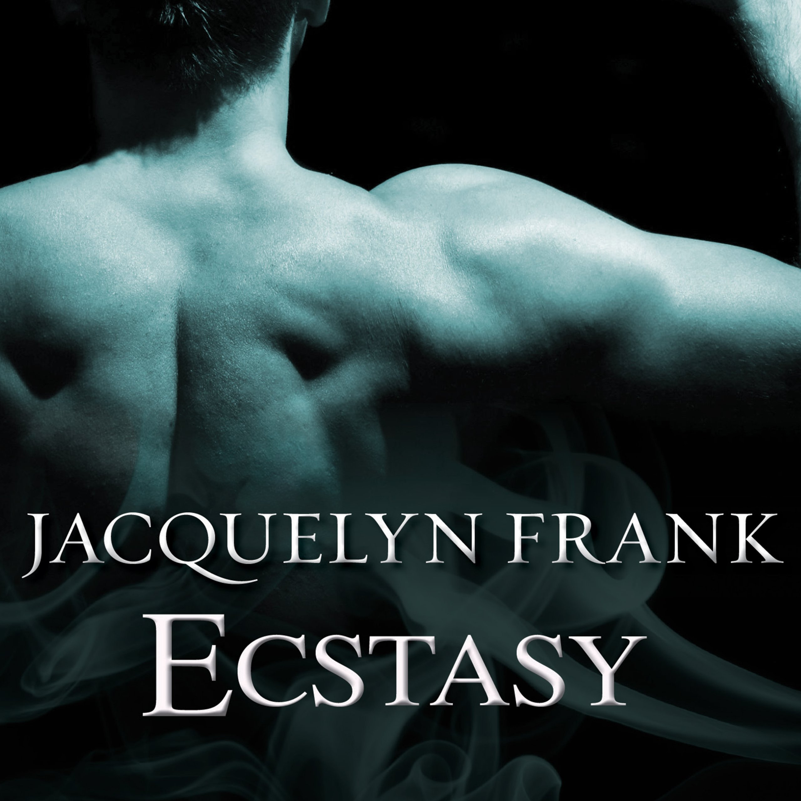Printable Ecstasy Audiobook Cover Art