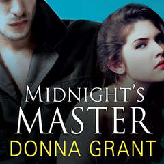 Midnights Master Audiobook, by Donna Grant