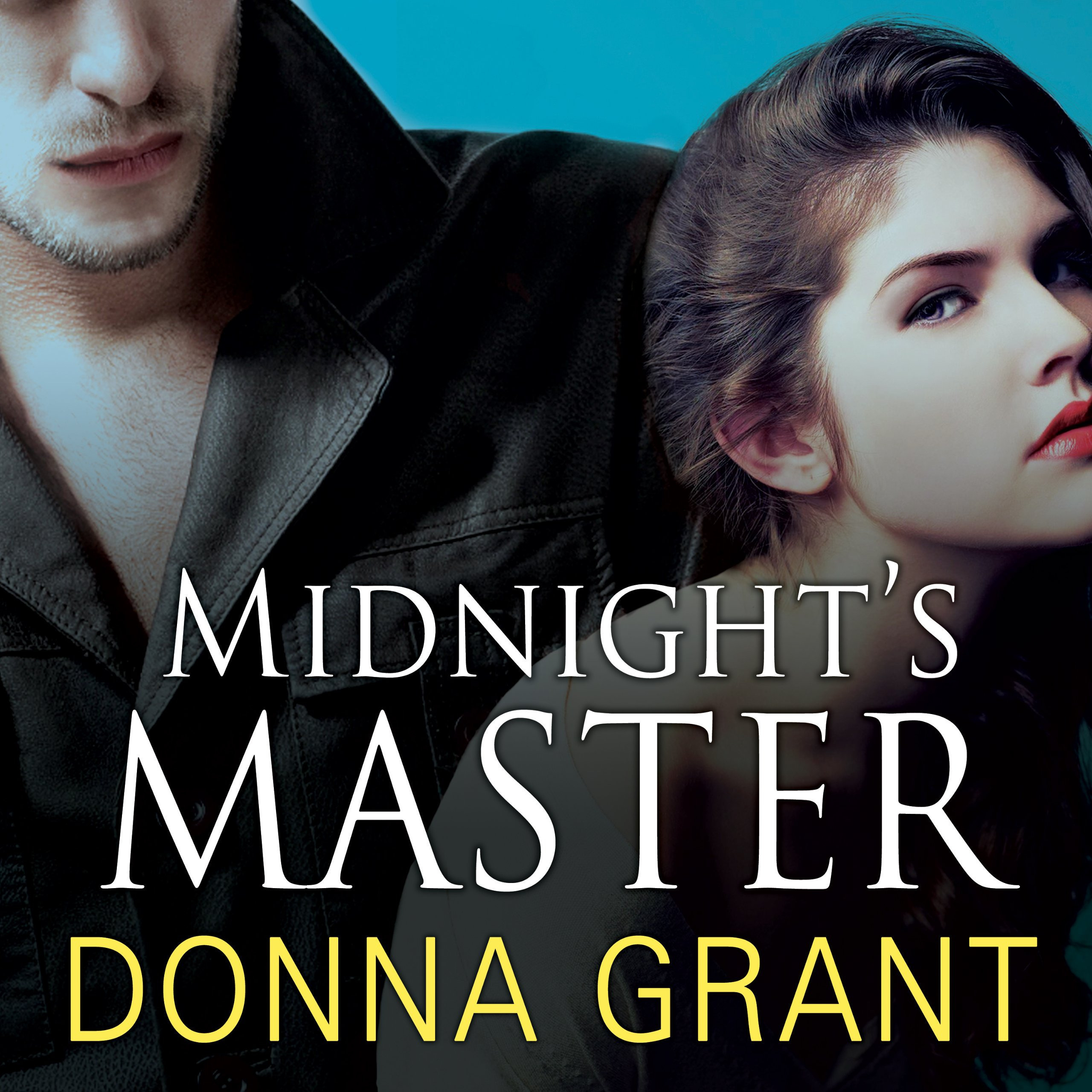 Printable Midnight's Master Audiobook Cover Art