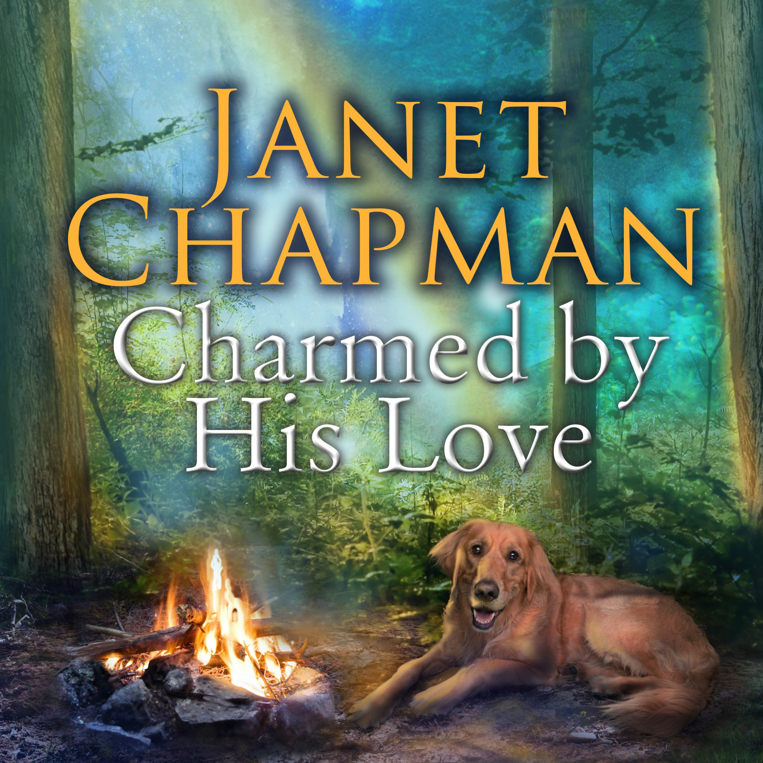 Printable Charmed by His Love Audiobook Cover Art