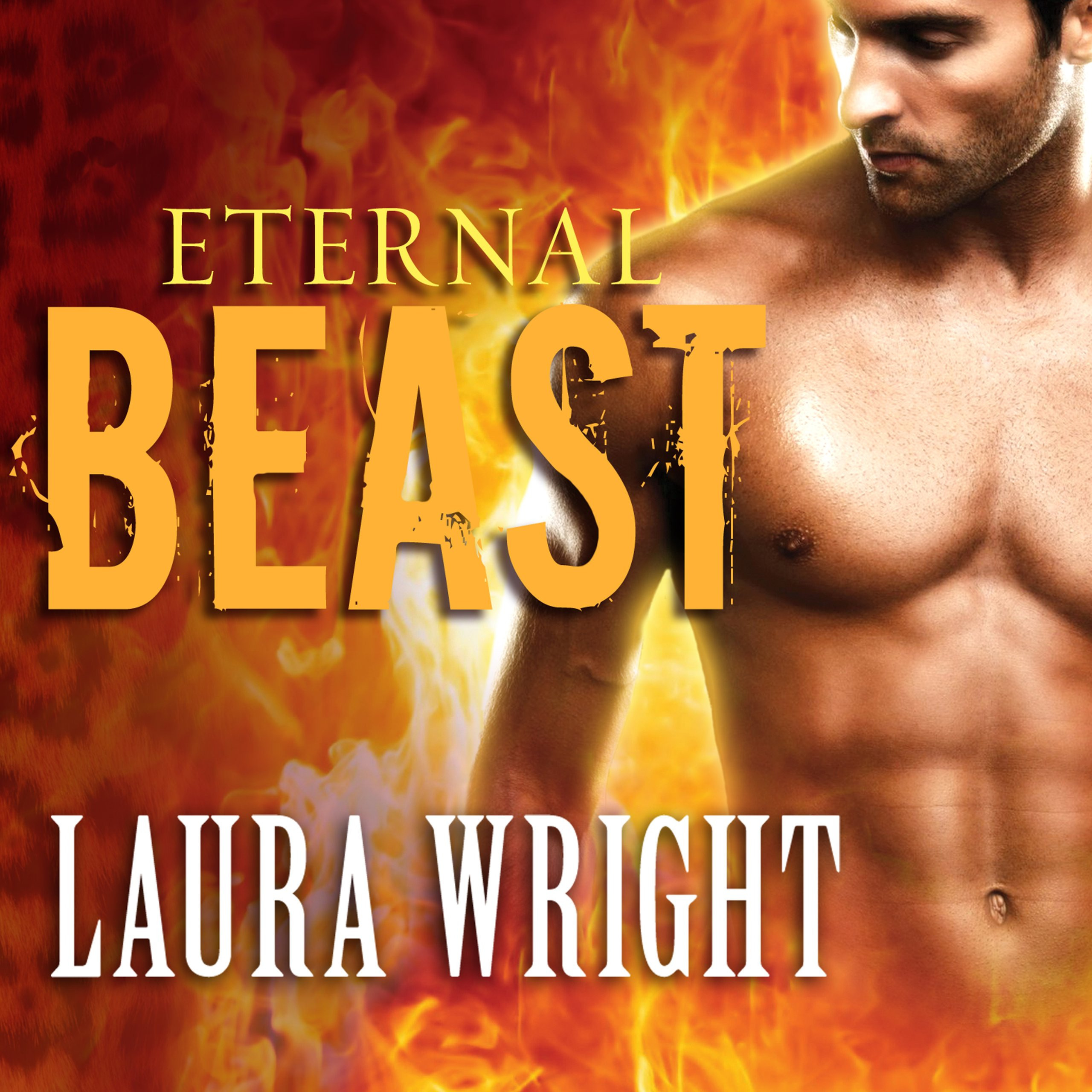 Printable Eternal Beast Audiobook Cover Art