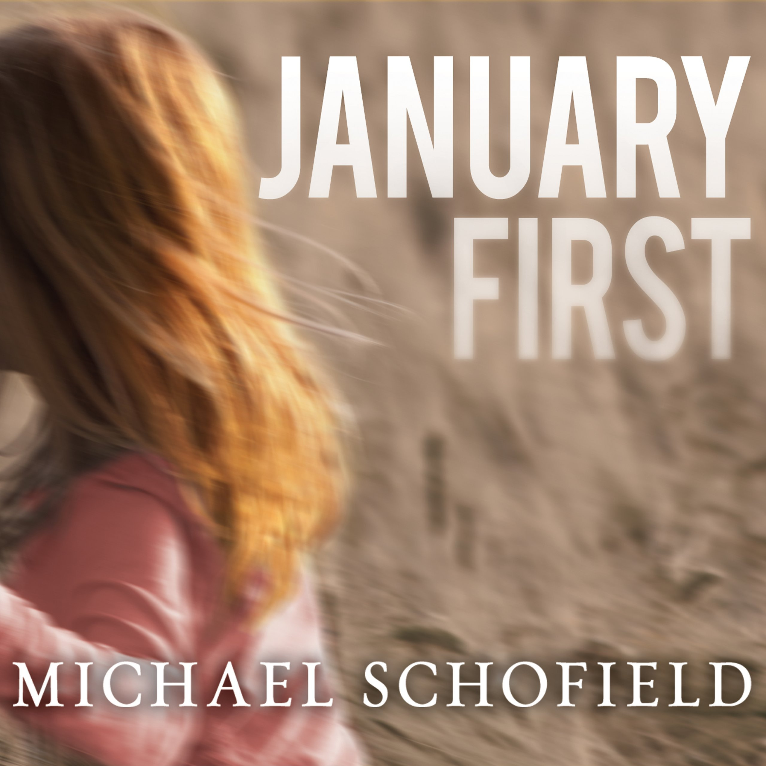 Printable January First: A Child's Descent into Madness and Her Father's Struggle to Save Her Audiobook Cover Art