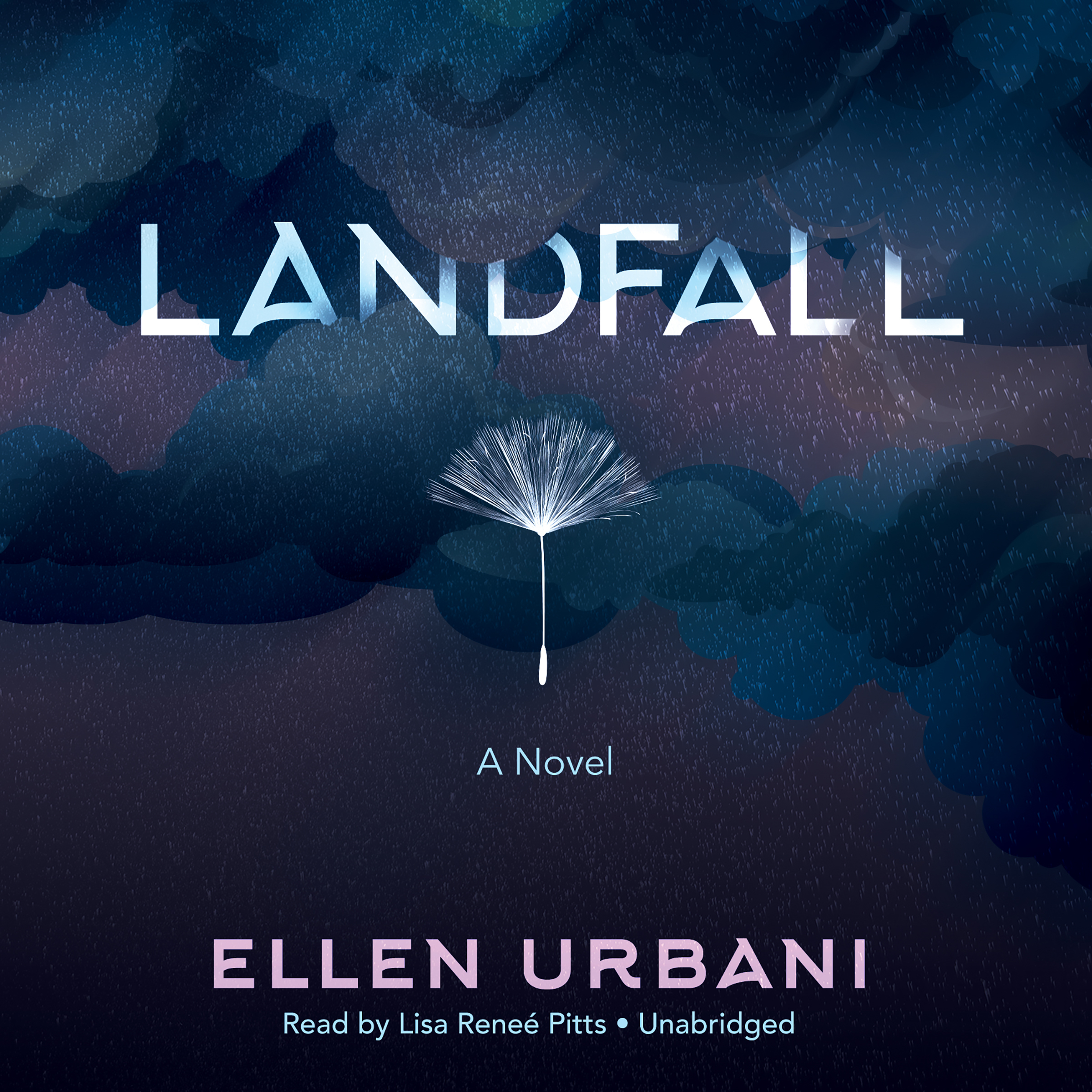 Printable Landfall: A Novel Audiobook Cover Art