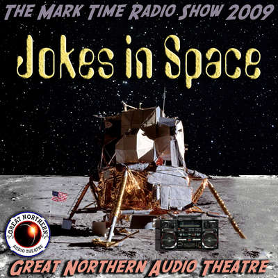 Jokes in Space Audiobook, by Author Info Added Soon