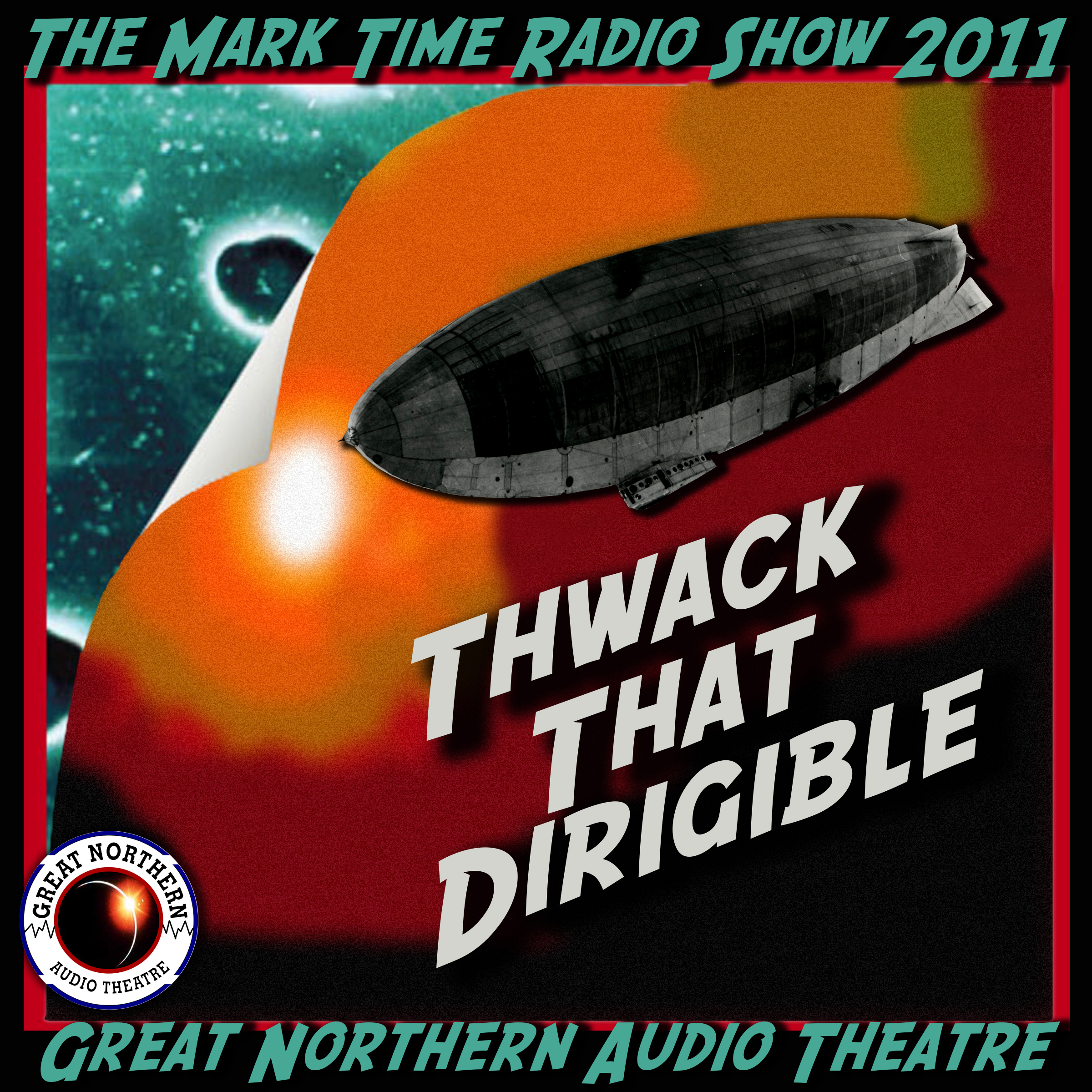 Printable Thwack That Dirigible: or, Do You Want Fries with That? Audiobook Cover Art