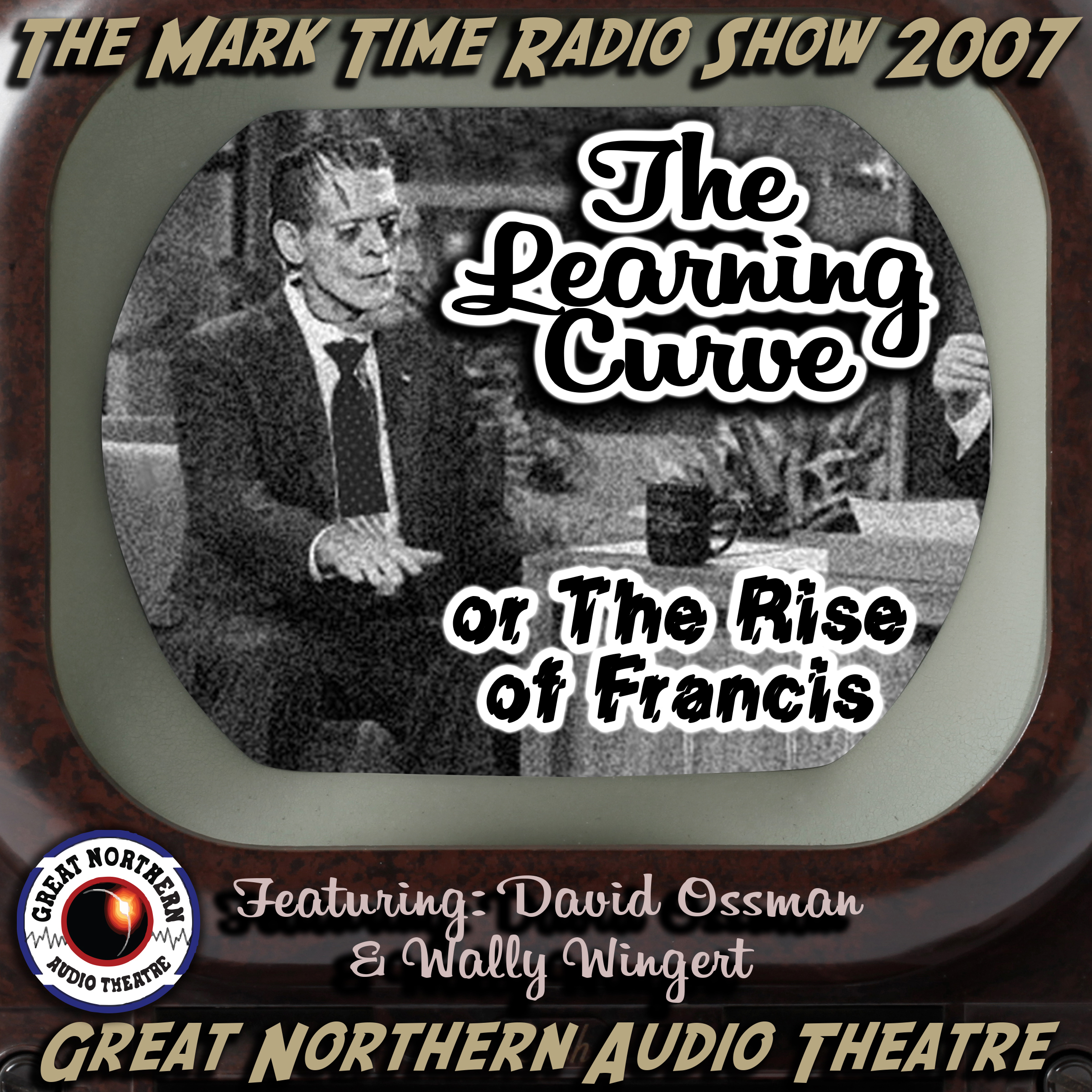 Printable The Learning Curve: or, The Rise of Francis Audiobook Cover Art