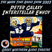 Peter Galaxy, Interstellar Envoy Audiobook, by Brian Price, Jerry Stearns