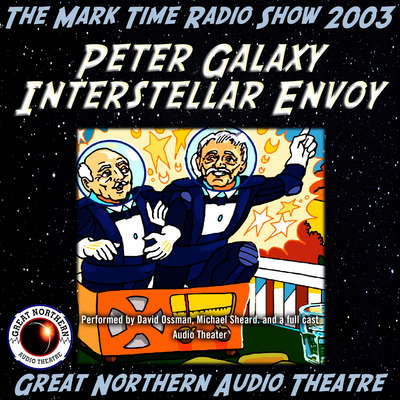 Peter Galaxy, Interstellar Envoy Audiobook, by Brian Price