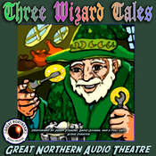 "3 Wizard Tales: ""High Moon,"" ""Tell Them NAPA Sent You,"" ""Wizard Jack"" Audiobook, by Jerry Stearns, Brian Price"