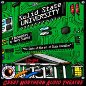 Solid State University Audiobook, by Jerry Stearns