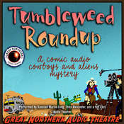 Tumbleweed Roundup Audiobook, by Brian Price, Jerry Stearns