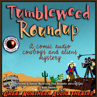 Tumbleweed Roundup Audiobook, by Brian Price