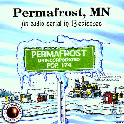 Permafrost, MN Audiobook, by Brian Price