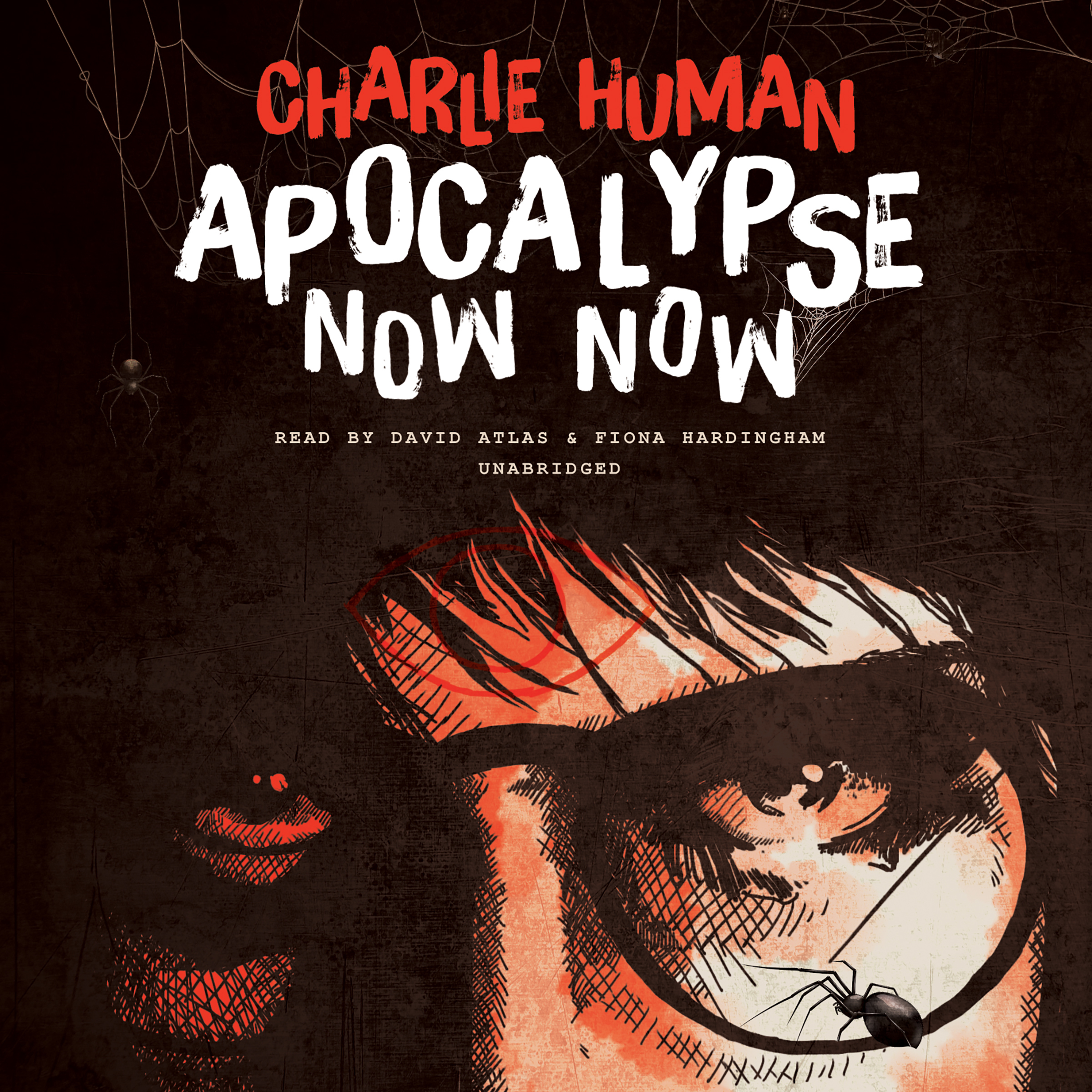 Printable Apocalypse Now Now Audiobook Cover Art