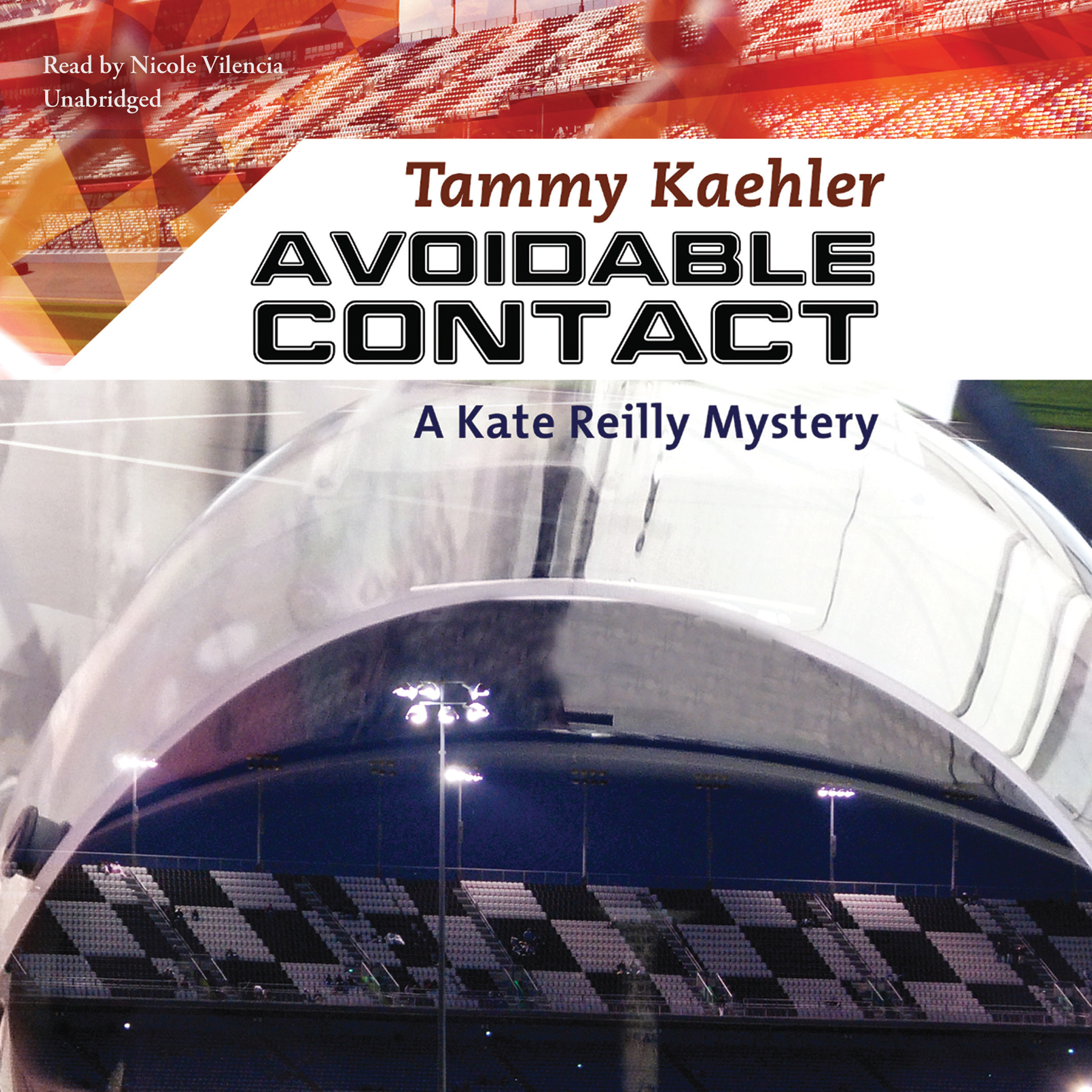 Printable Avoidable Contact : A Kate Reilly Mystery Audiobook Cover Art