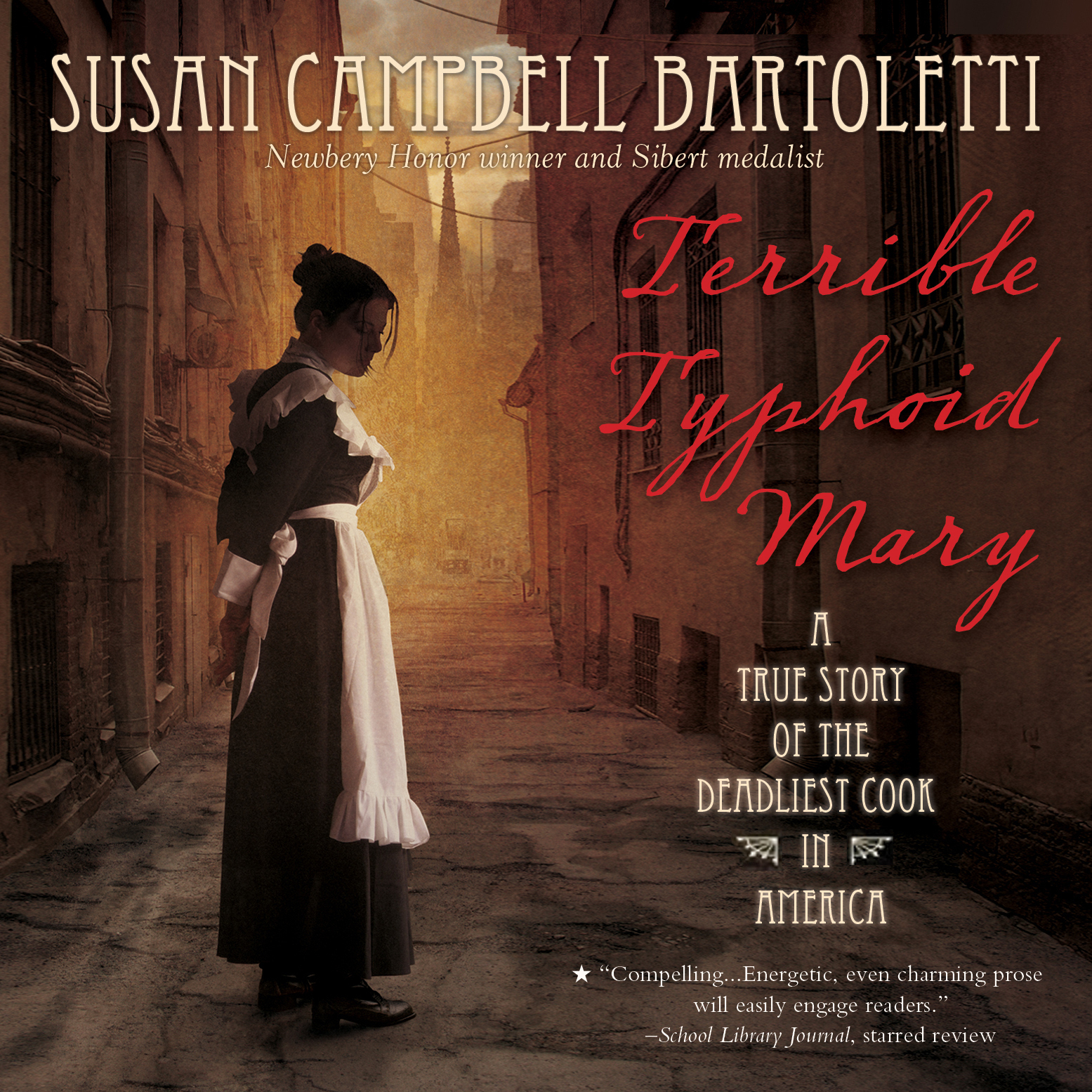 Printable Terrible Typhoid Mary: A True Story of the Deadliest Cook in America Audiobook Cover Art