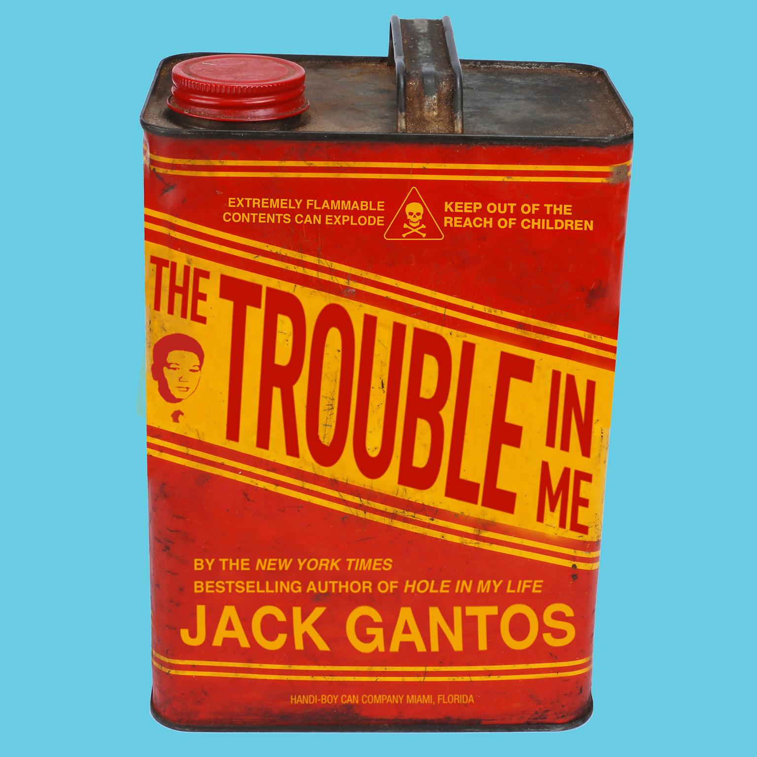 Printable The Trouble in Me Audiobook Cover Art