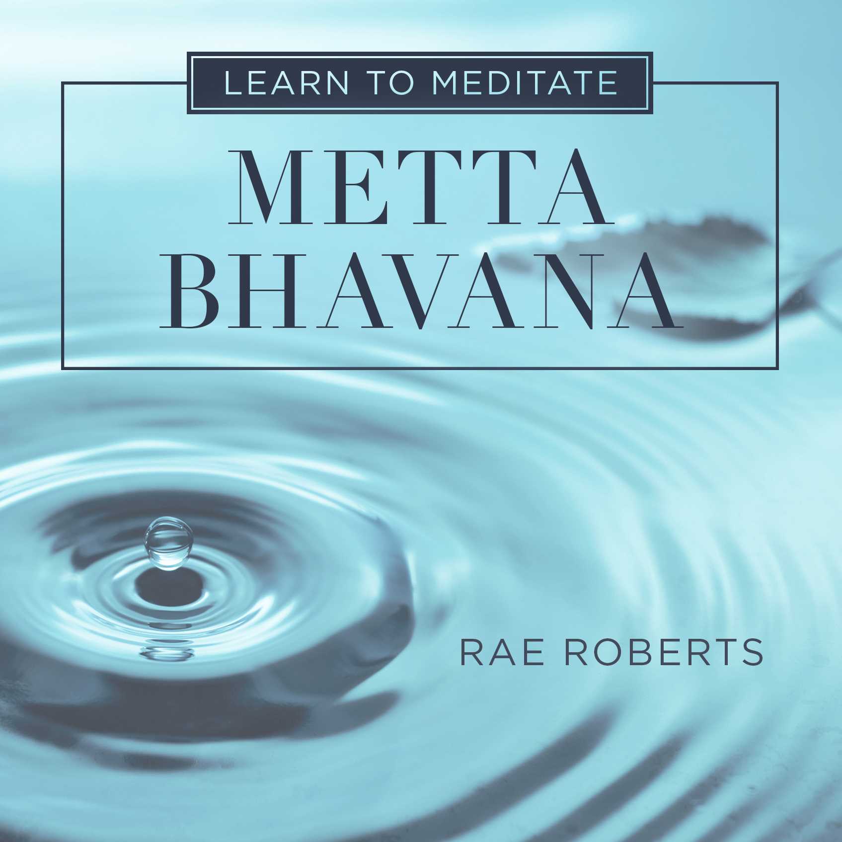 Printable Learn to Meditate: Metta Bhavana Audiobook Cover Art