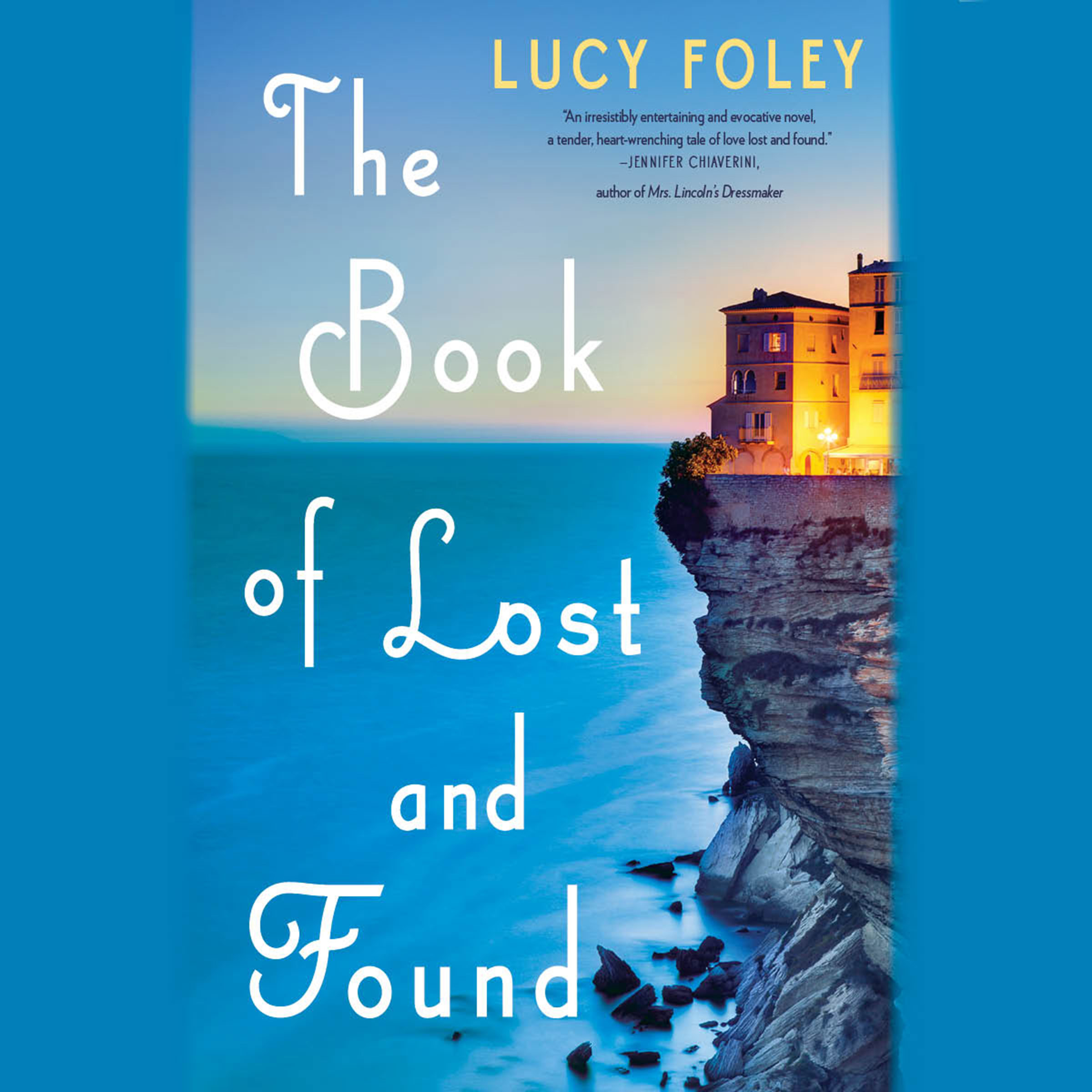 Printable The Book of Lost and Found: A Novel Audiobook Cover Art