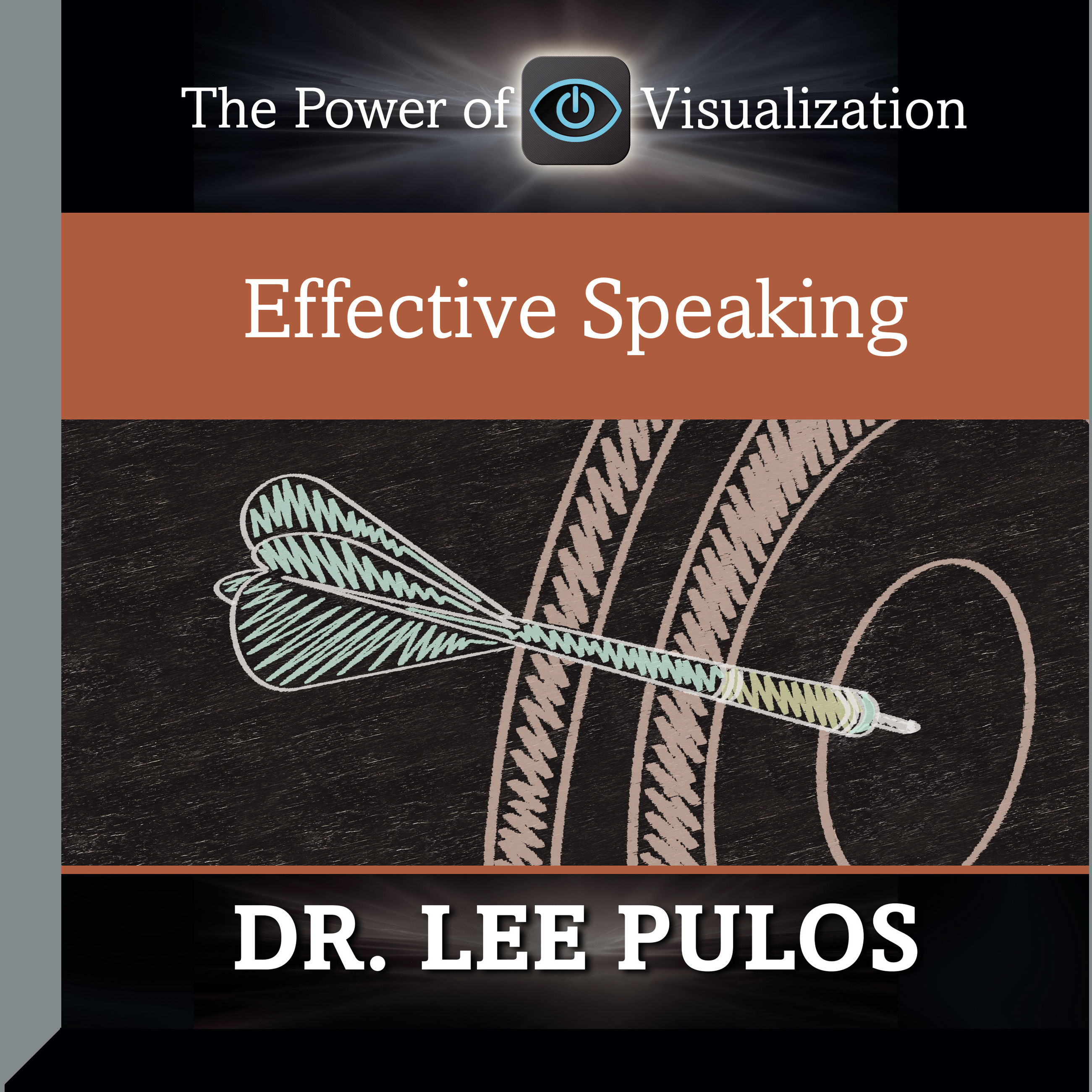 Printable Effective Speaking Audiobook Cover Art