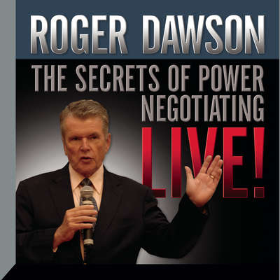 The Secrets Power Negotiating Live! Audiobook, by