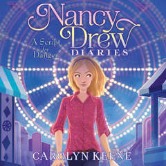 A Script for Danger Audiobook, by Carolyn Keene