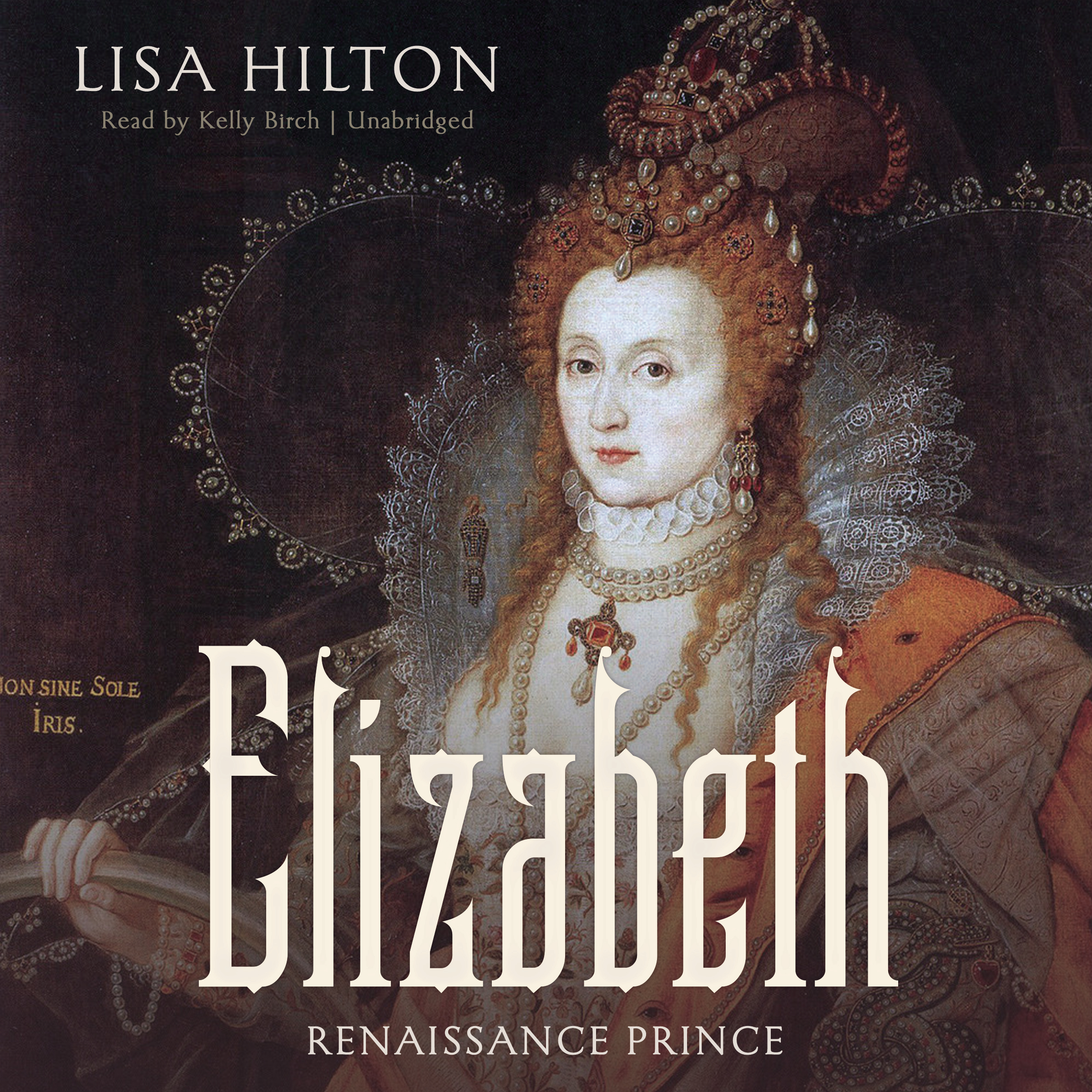 Printable Elizabeth: Renaissance Prince Audiobook Cover Art