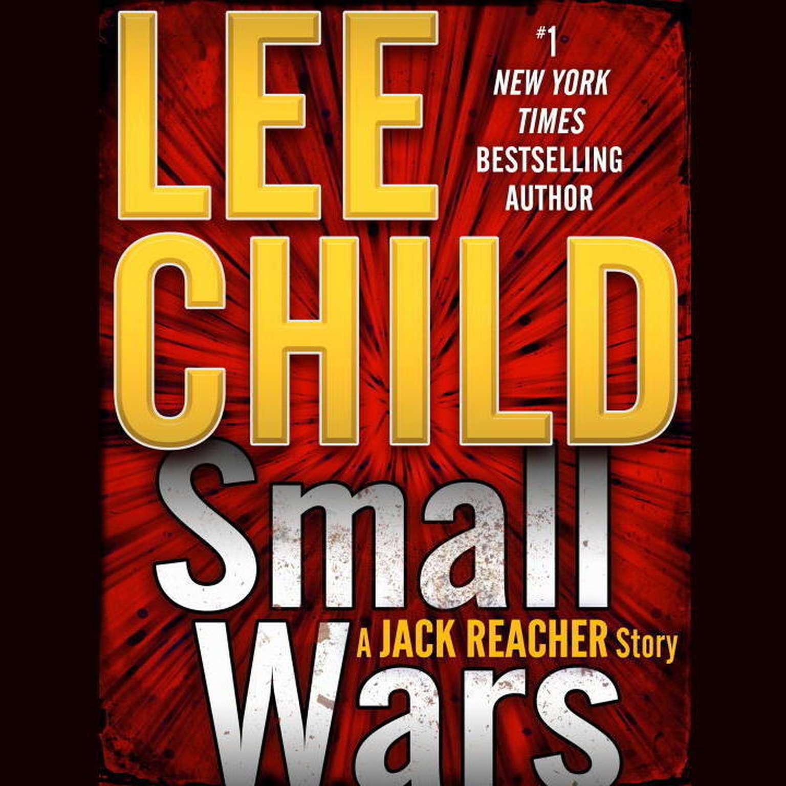 Printable Small Wars: A Jack Reacher Story Audiobook Cover Art