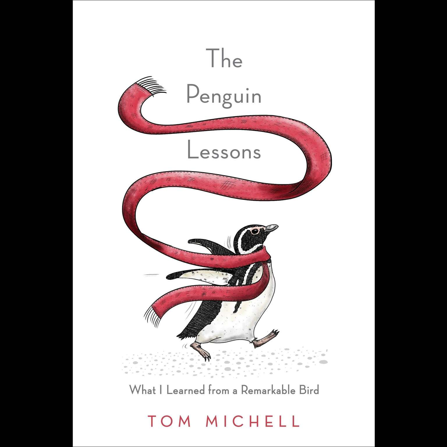 Printable The Penguin Lessons: What I Learned from a Remarkable Bird Audiobook Cover Art