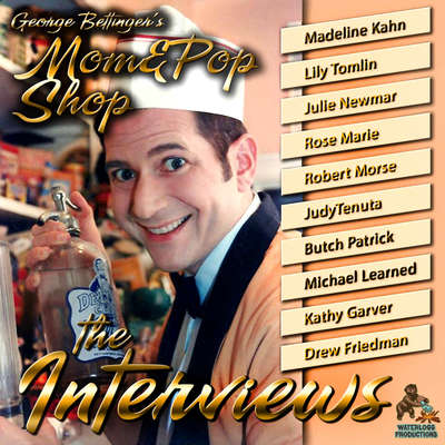 George Bettinger's Mom & Pop Shop: The Interviews Audiobook, by George Bettinger