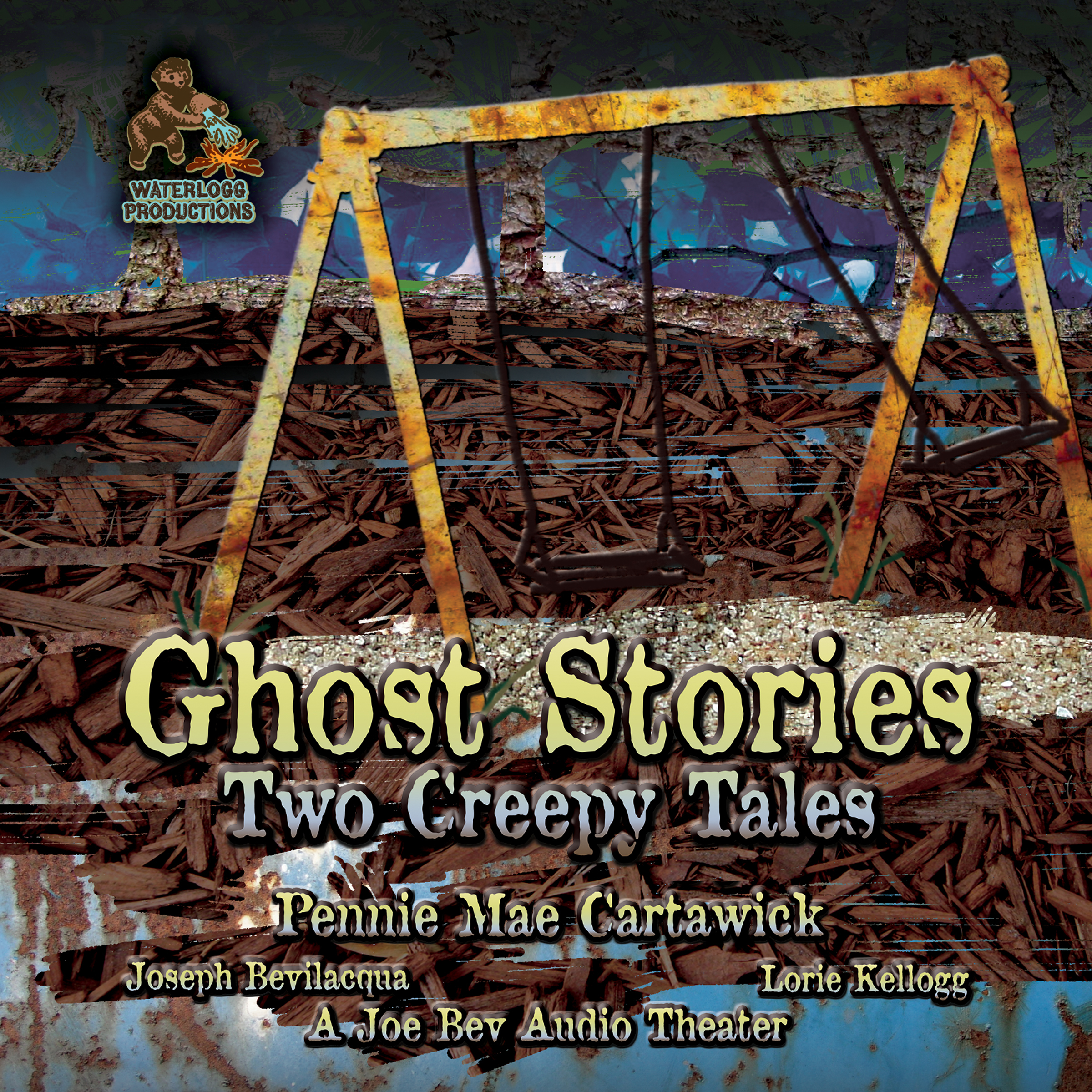 Printable Ghost Stories : Two Creepy Tales Audiobook Cover Art