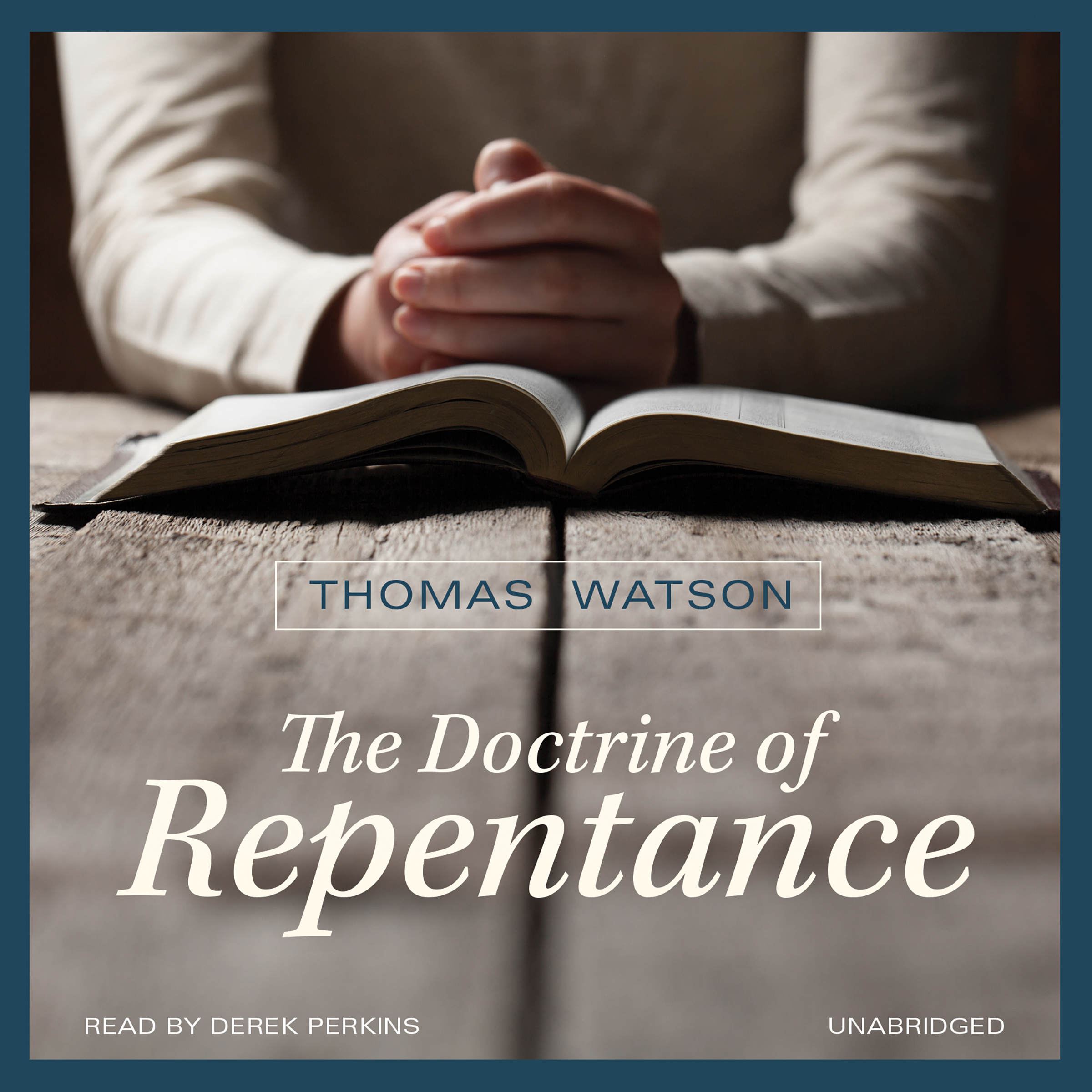 Printable The Doctrine of Repentance Audiobook Cover Art