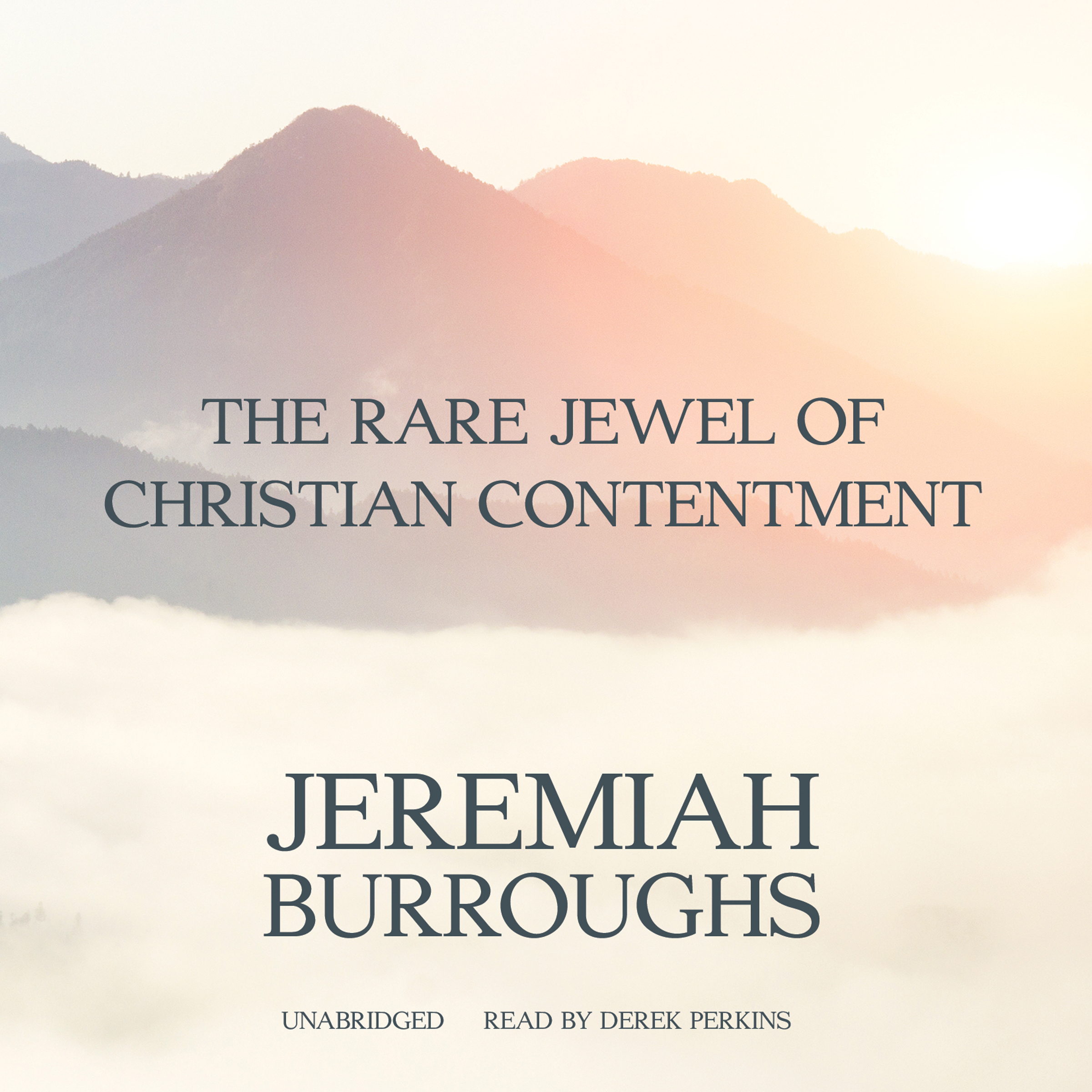 Printable The Rare Jewel of Christian Contentment Audiobook Cover Art