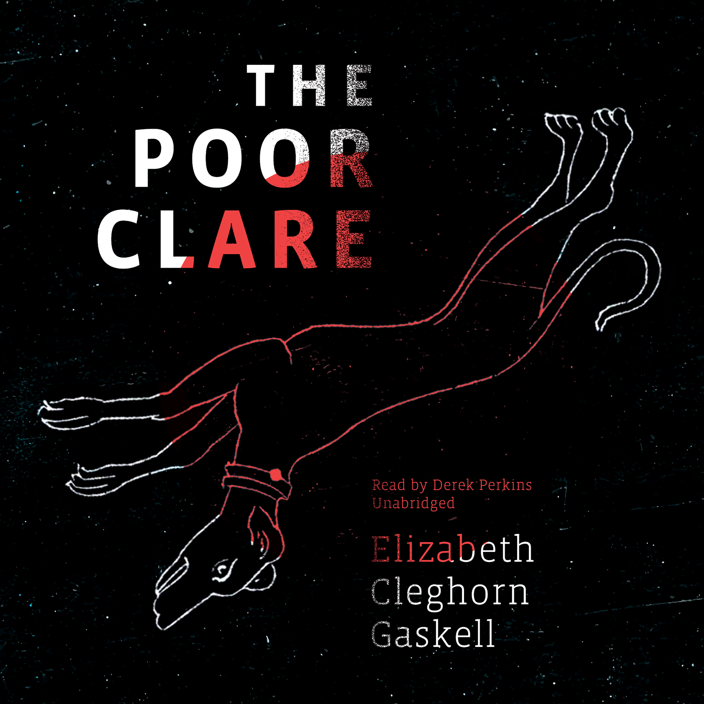 Printable The Poor Clare Audiobook Cover Art