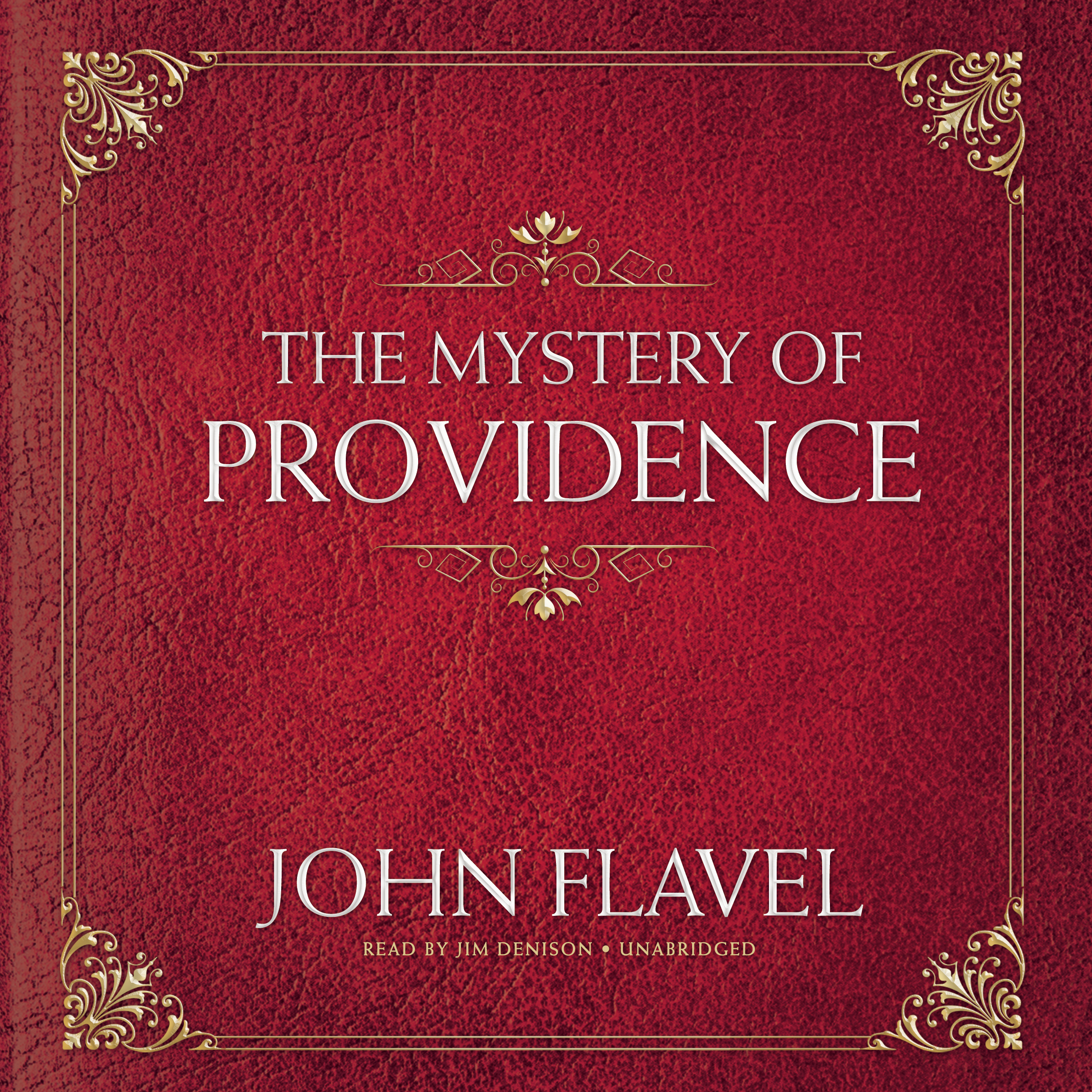 Printable The Mystery of Providence Audiobook Cover Art
