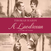 A Laodicean: A Story of Today Audiobook, by Thomas Hardy