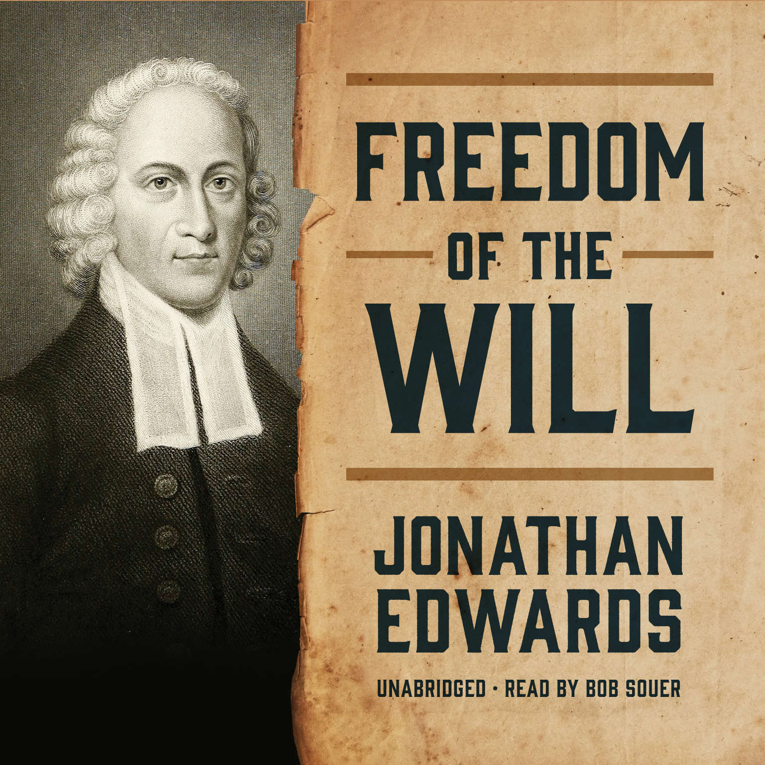 Printable Freedom of the Will Audiobook Cover Art