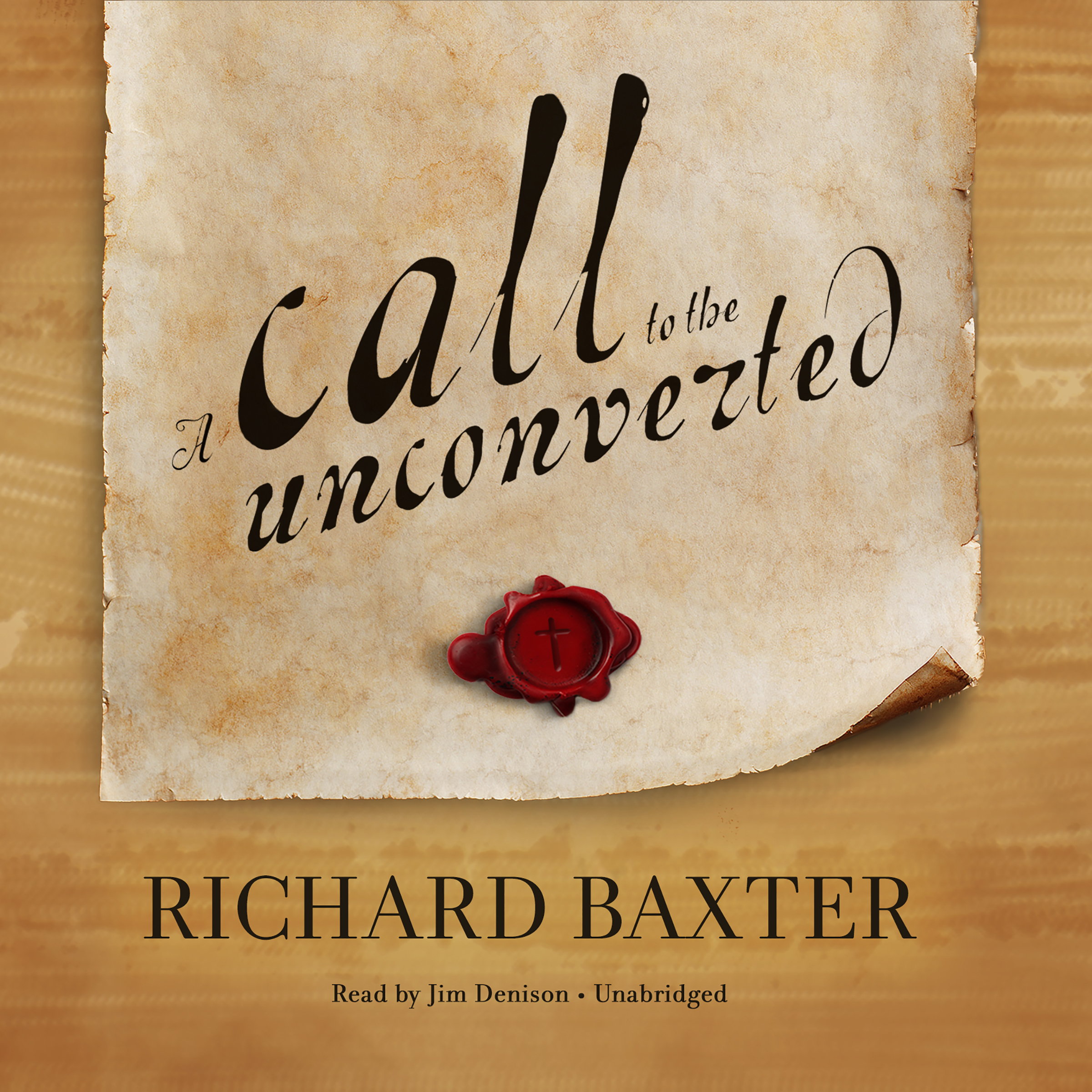 Printable A Call to the Unconverted Audiobook Cover Art