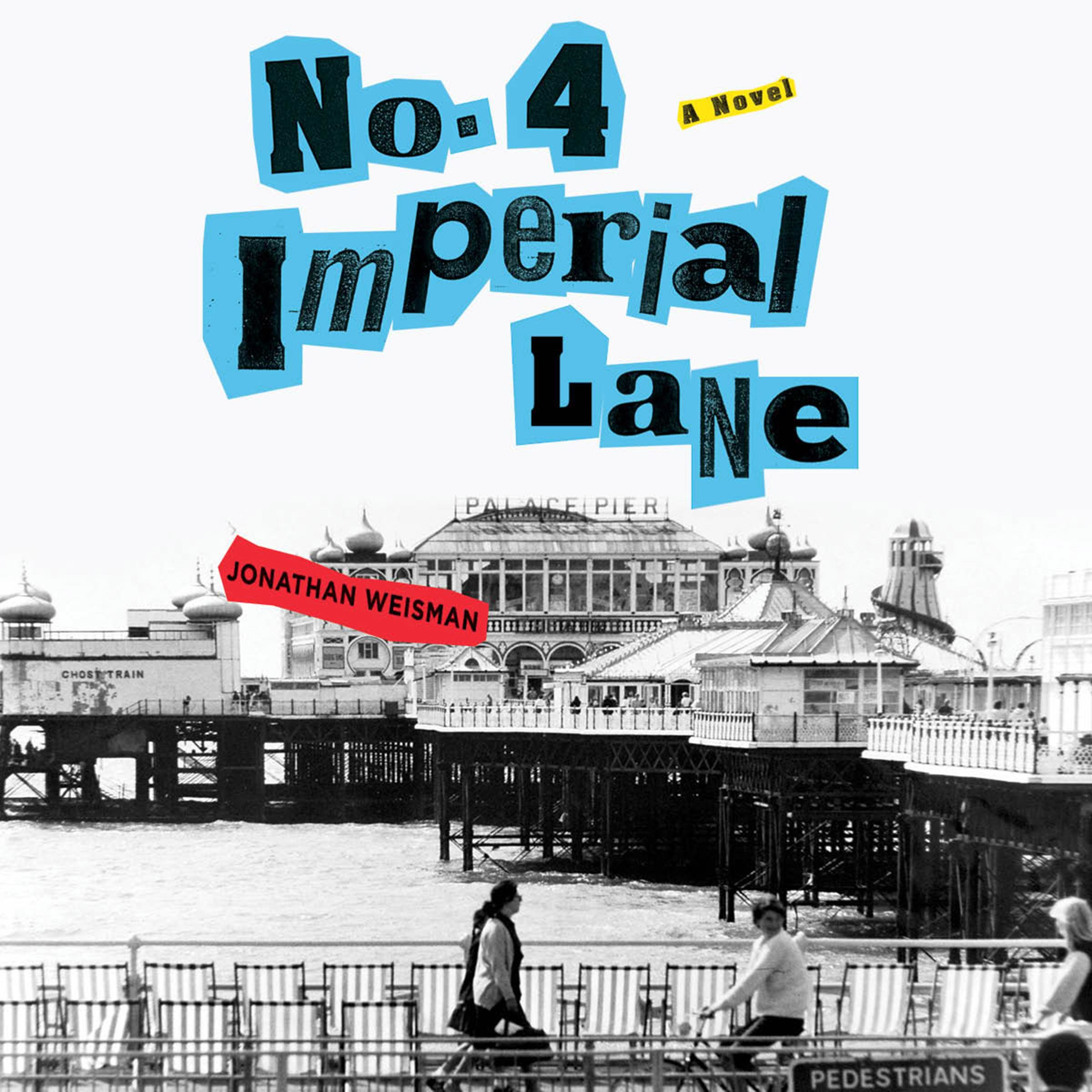 Printable No. 4 Imperial Lane: A Novel Audiobook Cover Art