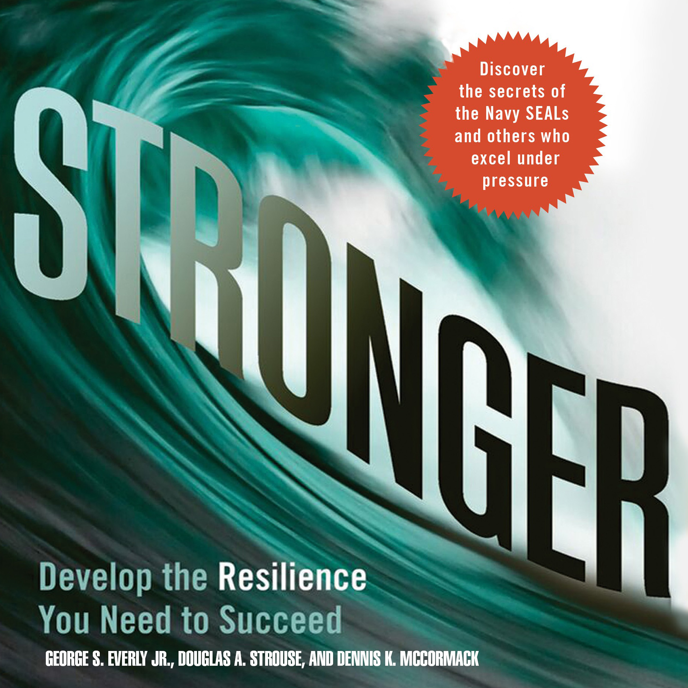 Printable Stronger: Develop the Resilience You Need to Succeed Audiobook Cover Art