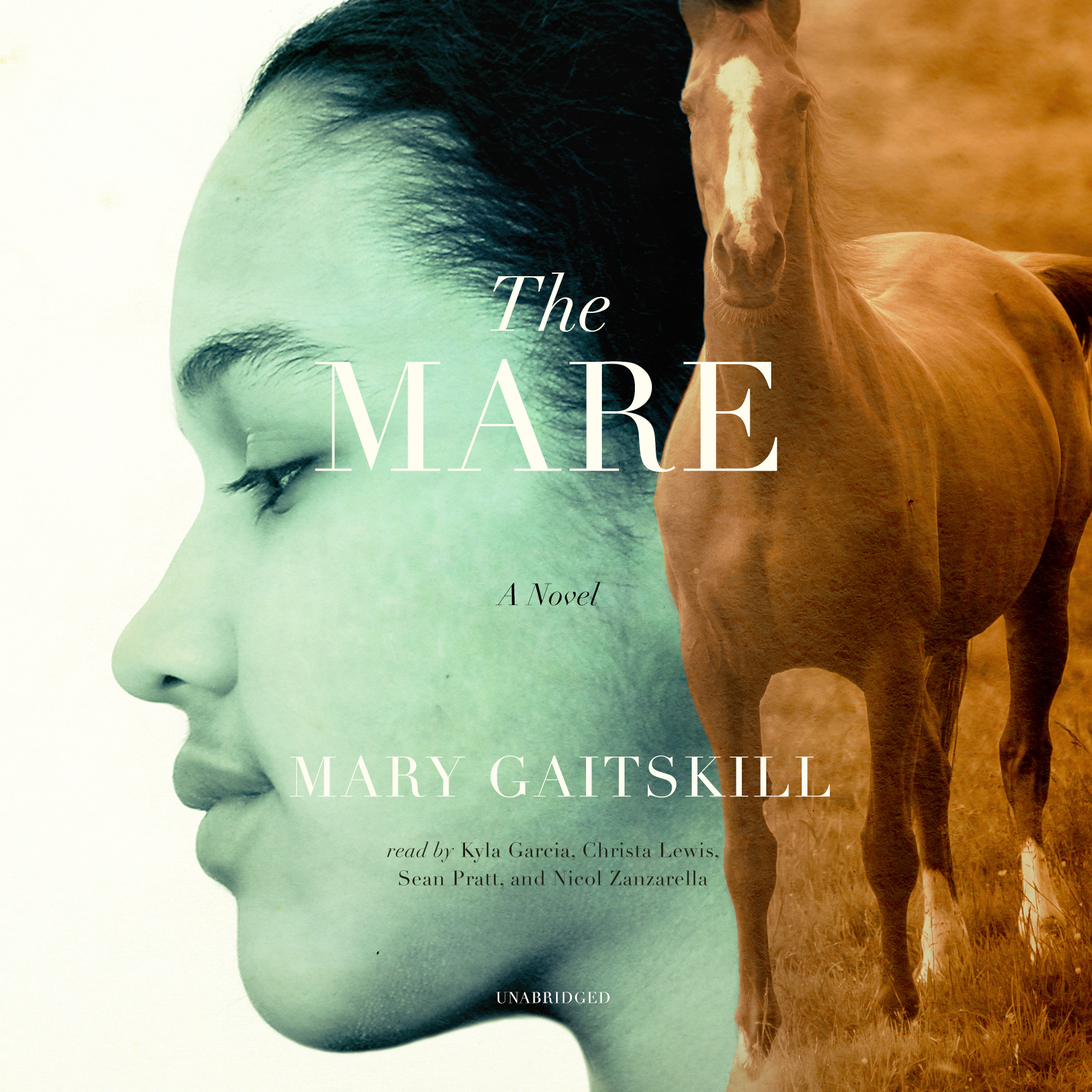 Printable The Mare Audiobook Cover Art