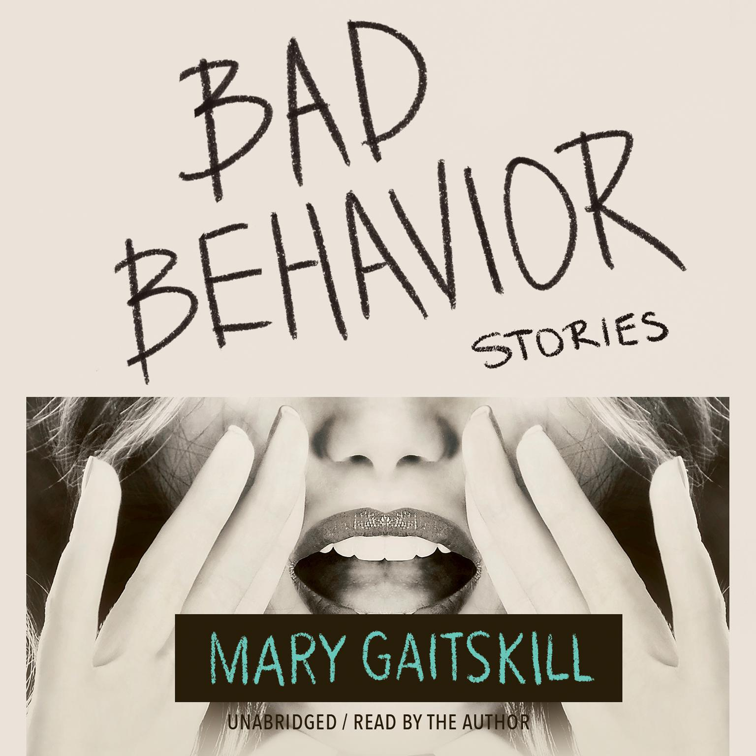 Printable Bad Behavior: Stories Audiobook Cover Art